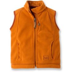 REI Fleece Vest - One of my favorite items on him. Gonna be sad when he grows out of it.