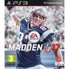 Madden Nfl 17 PS3 Game | http://gamesactions.com shares #new #latest #videogames #games for #pc #psp #ps3 #wii #xbox #nintendo #3ds