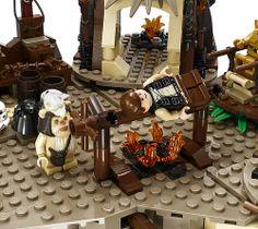 LEGO Star Wars Ewok Village (10236)