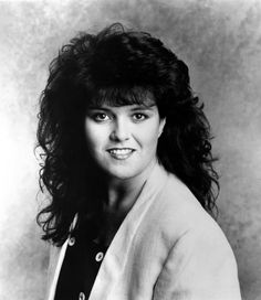 """Rosie O'Donnell was first discovered while performing stand-up comedy on the talent show """"Star Search."""" Here she poses for a portrait -- a l..."""