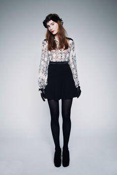 Erin Fetherston Fall 2013 Ready-to-Wear Fashion Show