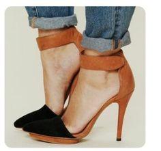 Dress Me: Shoe Designs