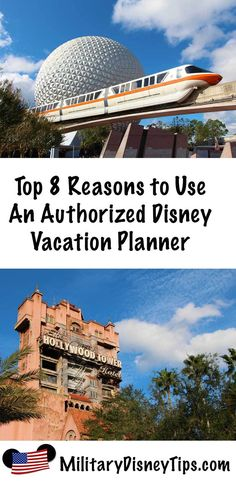 Top 8 Reasons to Use an Authorized Disney Vacation Planner In 2019 Disneyland Vacation, Disneyland Tips, Walt Disney World Vacations, Vacation Resorts, Disney World Resorts, Disney Planner, Authorized Disney Vacation Planner, Disney Vacation Planning, Vacation Ideas