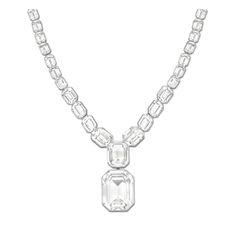 "Swarovski ""Adaptation"" Necklace  #Swarovski #Jewelry #Necklace #Crystals #SpringSummer2014 #MarianaCarmona #JewelleryDesigner #Wedding"