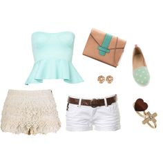"""""""fashion mint"""" by belezadeester on Polyvore"""