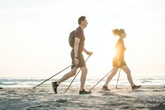 Walking for health. Setting goals is particularly important with regards to walking for fitness. Set goals that aren't way too hard to complete. Walking For Health, Walking Exercise, Walking Challenge, Power Walking, Benefits Of Walking, Unique Vacations, Nordic Walking, Run Around, Hotels Near