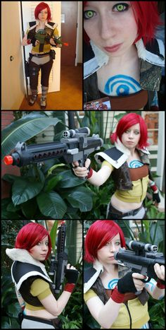 Cosplay - Lilith #borderlands