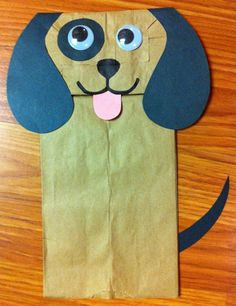 Paper bag crafts for kids Preschool Projects, Daycare Crafts, Classroom Crafts, Toddler Crafts, Preschool Activities, Crafts For Kids, Preschool Library, Preschool Animal Crafts, Art Projects