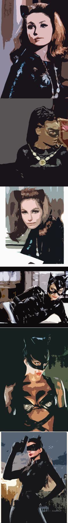 Catwomen ~ #batman #catwoman