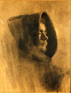 Władysław Podkowiński Figurative Art, Impressionism, Illustration, Mona Lisa, The Past, Sketches, Crayon, Drawings, Artist