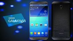 Speculations Say Samsung Galaxy S6 Most Likely in Aluminum Construction, Curvy Screen.