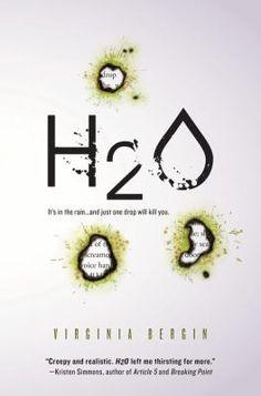 H2O by Virginia Bergin #austinpubliclibrary #YA #readersadvisory