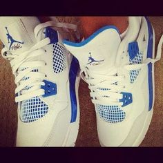 Nike Air Jordan Rretro 4 Shoes#Sneakers# these are my babys. Definitely one of my favorite pairs