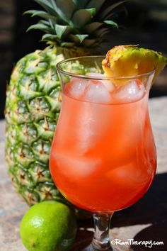 Sammy's Maui Rocker  1.5 oz. Beach Bar Rum (we bumped it up to 2)   1.5 oz. Pineapple Juice   1 oz. Fresh Sour   .5 oz. Orange Curacao   .25 oz. Grenadine     Mix in tall glass with ice, then strain into a punch glass with ice. Garnish with fresh pineapple and orange.