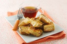 French Toast Nuggets Recipe | Hungry Girl