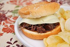 Beef Dip Sandwiches