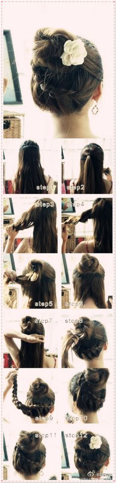 Mix-up style, have a try? :p