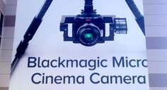 The Blackmagic Micro Cinema Camera Is a Tiny RAW Camera Built for Drones Uav Drone, Drones, Build Drone, Cinema Camera, News Around The World, Film School, War Machine, Filmmaking, Building