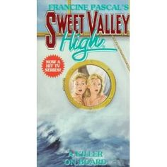 A Killer on Board (Sweet Valley High Super Thrillers): Francine Pascal: 9780553567144: Amazon.com: Books