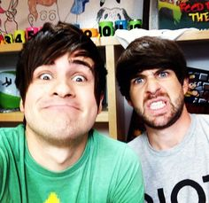 Smosh ::Ian and Anthony::