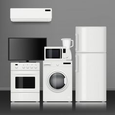 Clean Air Conditioner, Window Air Conditioner, Washing Machine Motor, Washing Machines, Electrical Tools, Home Tv, Microwave Grill, The Help, Home Appliances