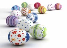 Easter eggs-beautiful