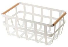 Tosca Storage Basket - Yamazaki Home - $38.40 - domino.com