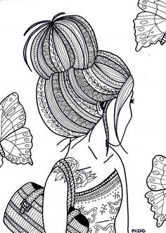 Best 25 Coloring Pages For Girls Ideas On Pinterest WorksheetsFree