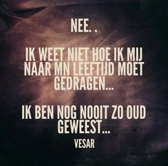 Vesar Laughing Quotes, Dutch Quotes, Funny Texts, Make Me Smile, Wise Words, Thats Not My, Poems, Funny Quotes, Told You So