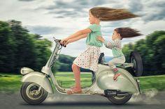 35 Photoshop Children's Designs That Will Inspire You