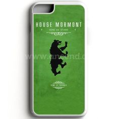 Game Of Thrones - House Mormont iPhone 7 Case | aneend