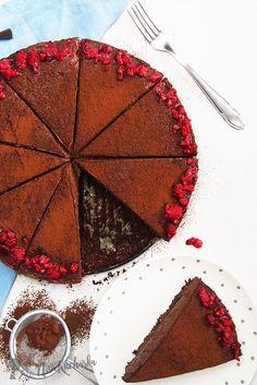Koláč bez múky a cukru Baby Food Recipes, Sweet Recipes, Dessert Recipes, Cooking Recipes, Healthy Sweets, Healthy Baking, Gluten Free Sweets, Russian Recipes, Sweet And Salty