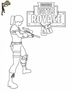 Fortnite Coloring Sheets To Print Color Me In 2018 Pinterest