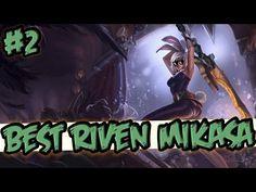 những pha xử lý hay BEST RIVEN MIKASA   EP 2   CASI ME HAGO UNA PENTA! - http://cliplmht.us/2017/02/05/nhung-pha-xu-ly-hay-best-riven-mikasa-ep-2-casi-me-hago-una-penta/