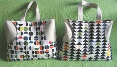 """Geta's Quilting Studio: """"Nicole"""" bag I own the pattern, link to photos."""