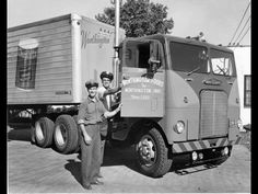 Cool Trucks, Big Trucks, Freightliner Trucks, Cab Over, Home Of The Brave, Texaco, Old Ones, Vintage Trucks, Semi Trucks
