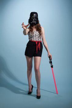 Vestidos Inspirados em Star Wars | Garotas Nerds