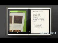 """Microsoft """"Courier"""" secret tablet"""