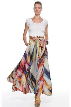 Sacha Drake Freida Maxi Skirt - Womens Long Skirts - Birdsnest Clothing Online