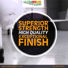 Ultra Floor, Over the years, we have built a reputation on the highest quality work as a concrete specialist and we are dedicated to serving our customers with integrity and excellence in service and craftsmanship. Industrial Flooring, Concrete Floors, Stability, Over The Years, Ph, Strength, Concrete Floor
