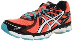 Asics Running Shoes Women Gt 2000 ASICS Women's GT-2000 Running Shoe                                 Synthetic/Mesh                    Rubber sole                    Stretch mesh upper                    Supportive synthetic overlays                    Padded collar                    Updated version of the GT 2170                    AHAR