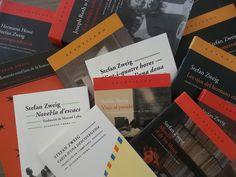 """Dice Anna: cedo todo el protagonismo a mi gran amor, Stefan Zweig, en especial """"Carta a una desconeguda"""", un libro que no me canso de recomendar y regalar."""