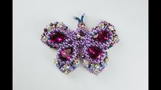 Beading Tutorials, Beading Patterns, Tulle Skirt Tutorial, Butterfly Jewelry, Beaded Animals, Button Art, Beads And Wire, Bead Earrings, Bead Weaving