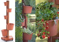 Vertical Garden Post