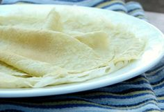 3 Ingredient Paleo Crepes