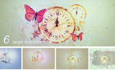 Textures - Clocks by So-ghislaine.deviantart.com on @DeviantArt