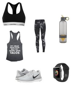 """""""Untitled #72"""" by ana-gabriela02 on Polyvore featuring Calvin Klein and NIKE"""