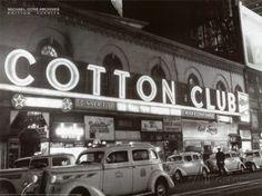 Cotton Club Taidevedos