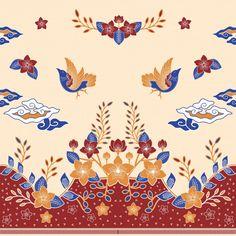 Batik Pattern, Logo Design Inspiration, Love Birds, Adobe Illustrator, Vector Free, Vector Background, Bird Art, Kids Rugs, Illustration