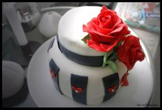 #cake#design#rose Le rose mie preferite